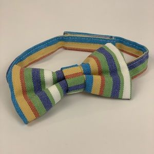 Colorful Handmade Bow tie